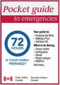 Get your Pocket Guide To Emergencies